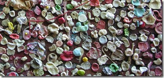 gum wall