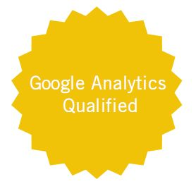 Google Analytics Qualified