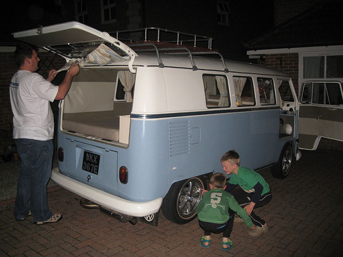 bob the camper van
