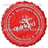 Quirk SEO Badge