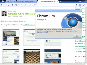 Google Chromium OS