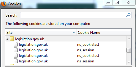 legislation-cookie