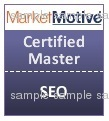 Market Motive SEO Master Certificate